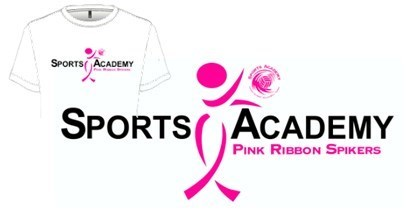 Pink Ribbon Spikers